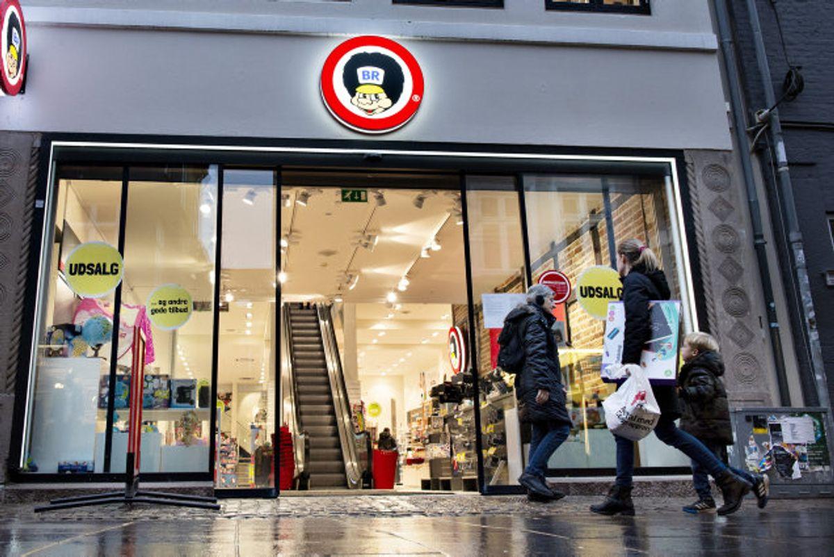 Salling Group, der blandt andet står bag Bilka og BR-kæderne, er en af flere virksomheder, der melder om øget salg i den første weekend, efter at mange danske lønmodtagere har fået udbetalt deres indefrosne feriepenge. (Arkivfoto) Foto: Henning Bagger/Scanpix