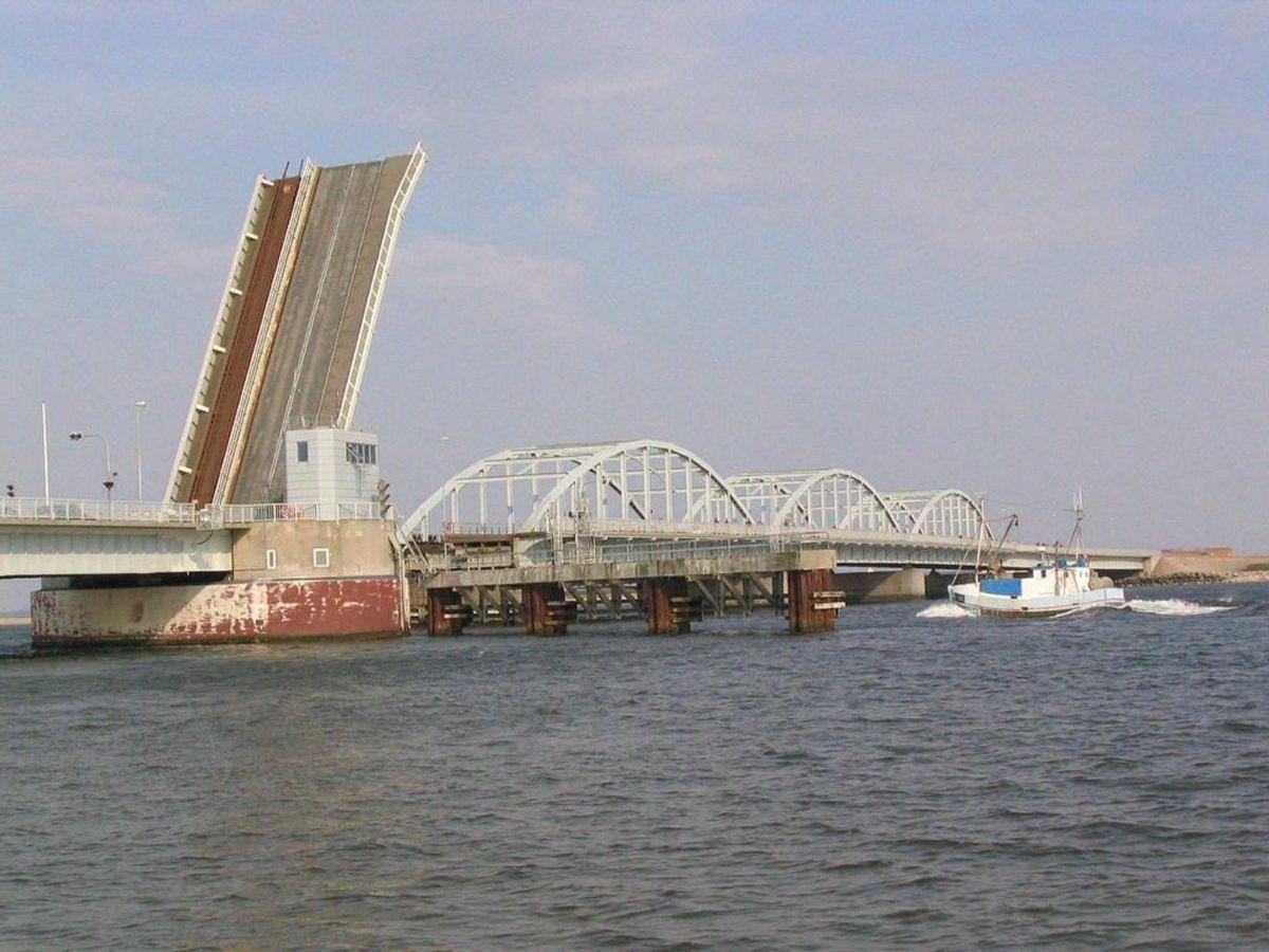 Ulykken skete her på Oddesundbroen. Foto: Peter Aaquist/Wikimedia Commons.