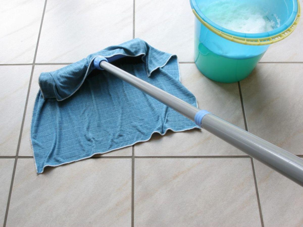 Der findes 15 små ting, det er nemt at overse, når man gør rent. KLIK VIDERE OG SE DEM. Foto: Scanpix.