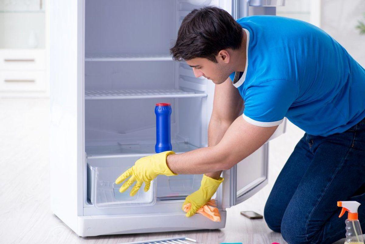 Køleskabet. Arkivfoto.