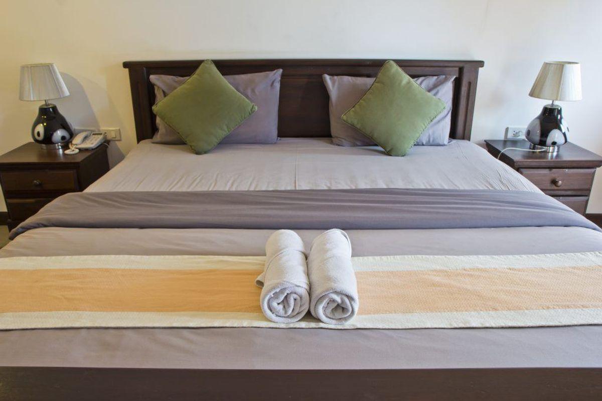 Madrassen på din seng. Arkivfoto.