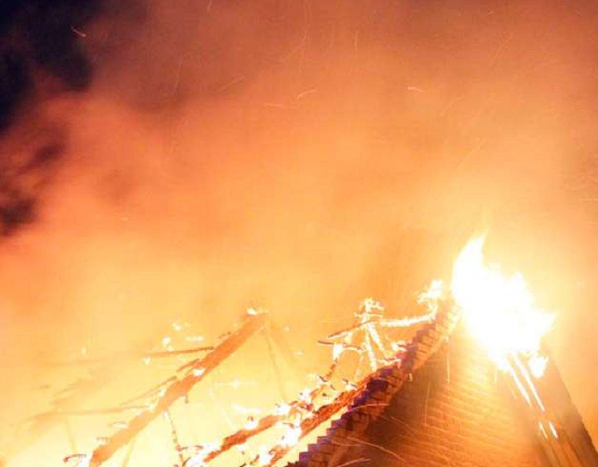 25 brandfolk var sat ind mod en villabrand. Forgæves. Arkivfoto: Colourbox.