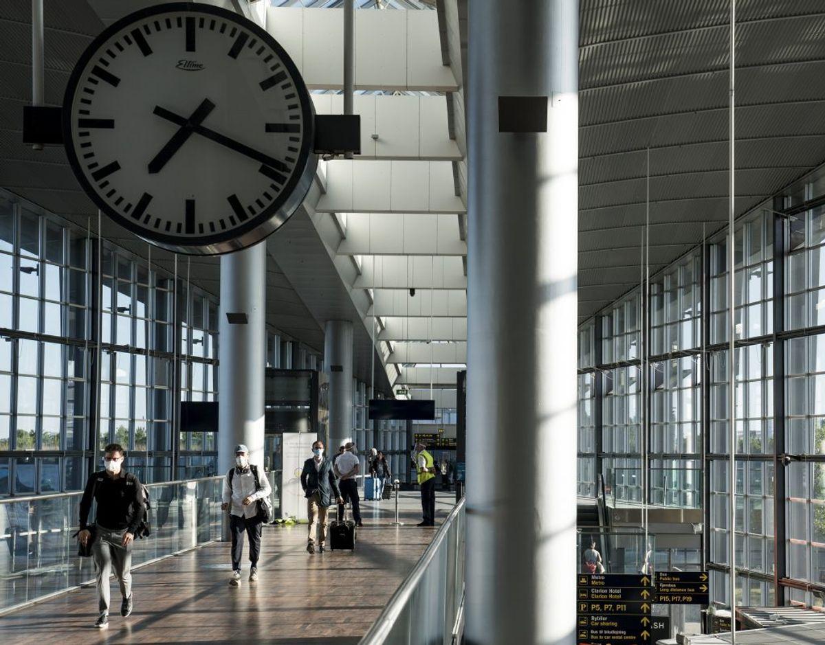 Mange virksomheder har været nødsaget til at fyre medarbejdere under coronakrisen. En af dem er Københavns Lufthavn, der har skåret 511 stillinger. KLIK VIDERE OG SE SYV RÅD TIL, HVORDAN DU UNDGÅR STRESS SOM LEDIG. (Arkivfoto) – Foto: Niels Christian Vilmann/Ritzau Scanpix