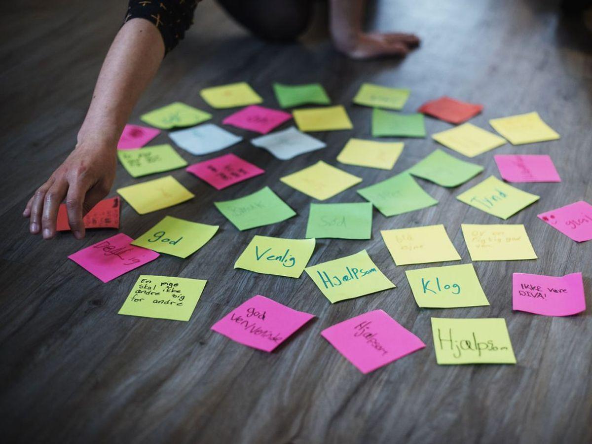 Undgå dårlig selvværdsfølelse. Definér dig selv som jobsøgende frem for ledig. Foto: Scanpix.