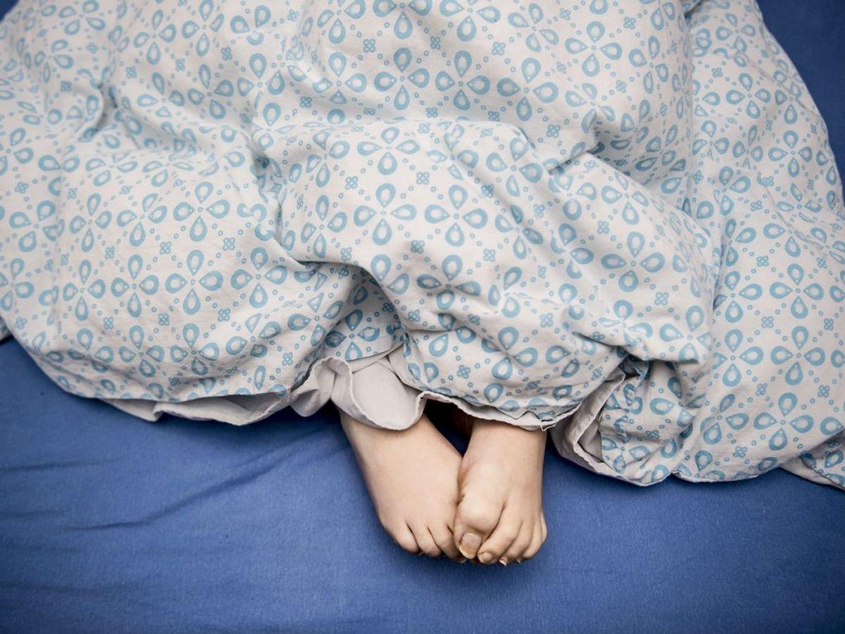 Sørg for at sove godt, da det vil få mængden af stresshormoner til at falde. Ved at dyrke motion styrker du desuden kroppens evne til at tackle stress. (Foto: Mads Claus Rasmussen/Ritzau Scanpix)