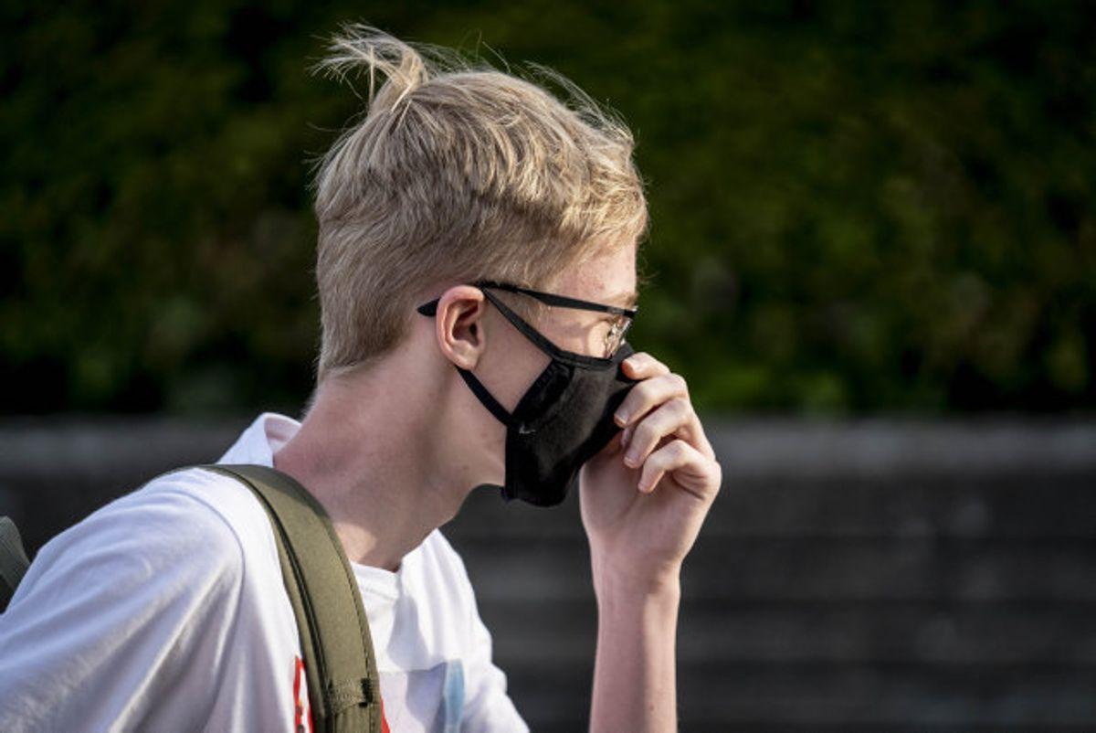 Elever, der venter på testsvar eller venter på test, skal tilbydes fjernundervisning. (Arkivfoto). Foto: Mads Claus Rasmussen/Scanpix