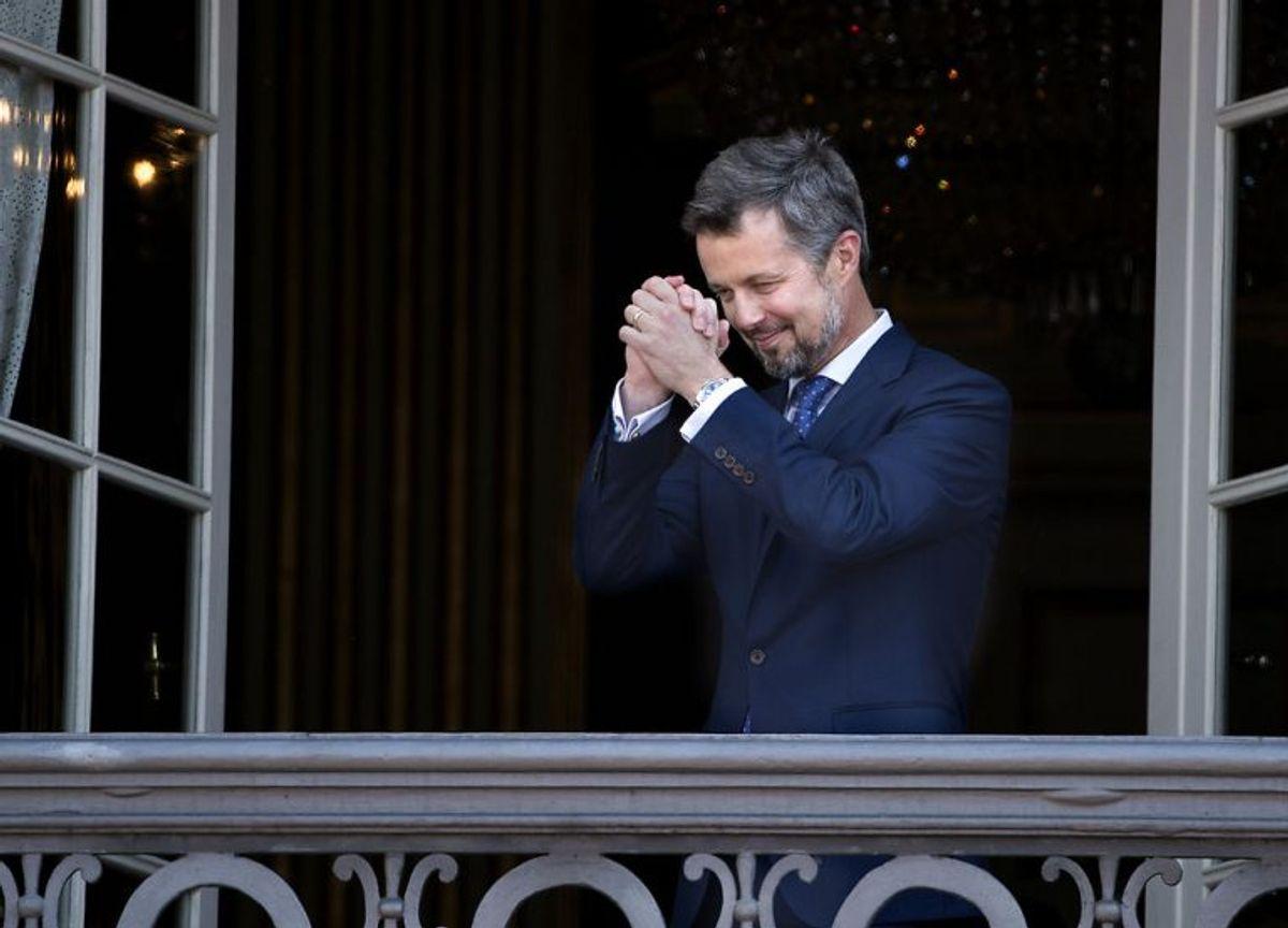 Crown Prince Frederik Fund støtter studier indenfor samfundsvidenskaberne til ét års studie ved Harvard Kennedy School – J.F. Kennedy School of Government (Foto: Liselotte Sabroe/Ritzau Scanpix)
