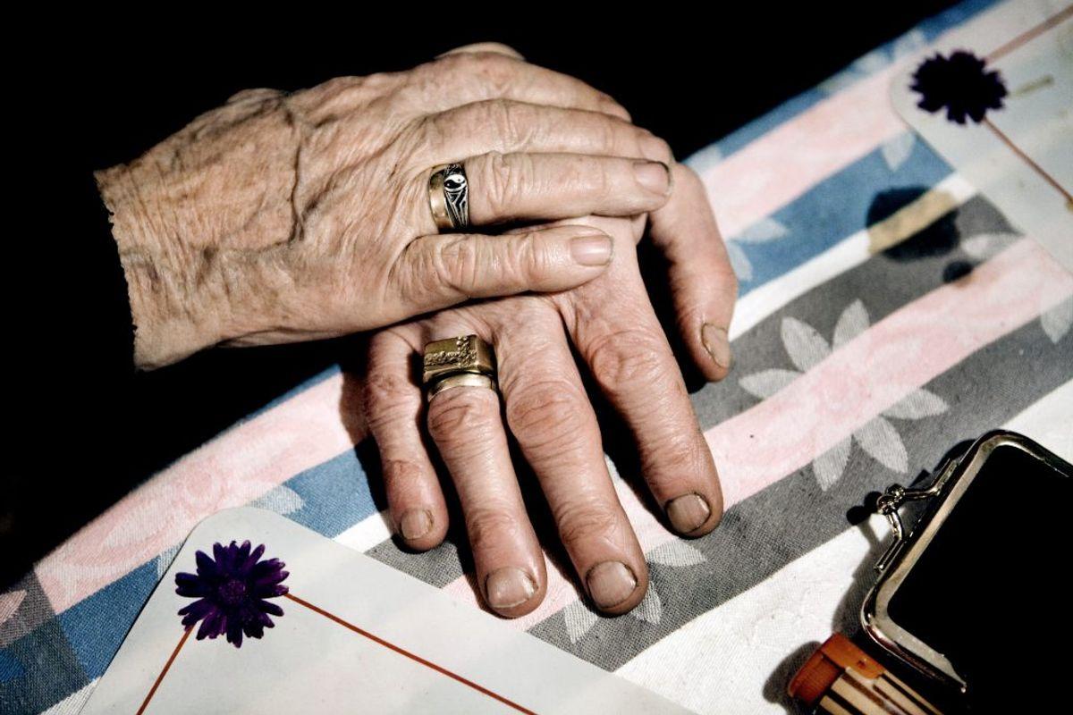 Ældre personer over 65 år – og især over 80 år. Kilder: Statens Serum Institut, Sundhedsstyrelsen/Ritzau. (Foto: Linda Kastrup/Ritzau Scanpix)
