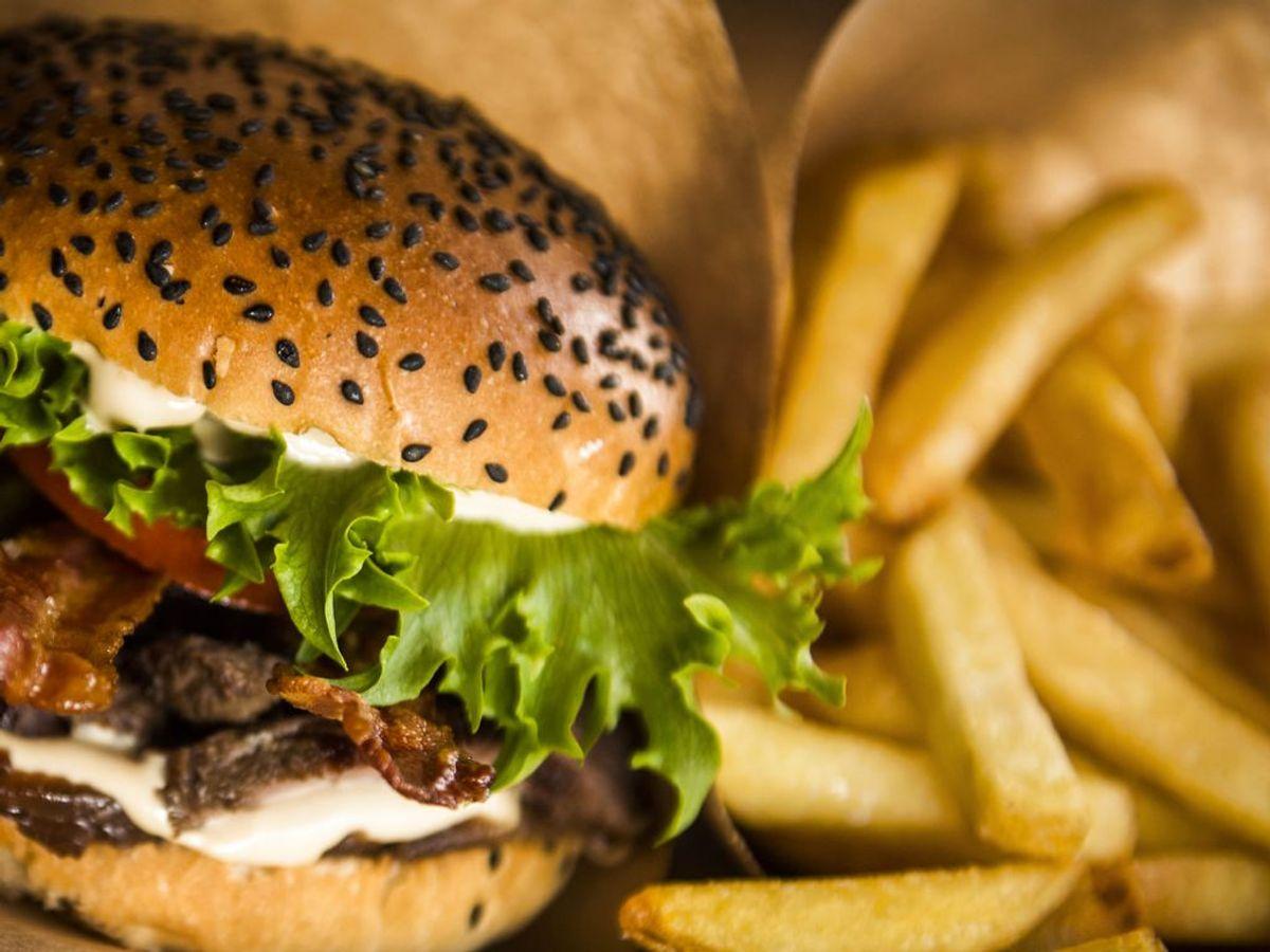 Rita's Steak- og Burgerbar i Esbjerg har fået en sur smiley. Foto: Anne Bæk/Ritzau Scanpix/ arkiv