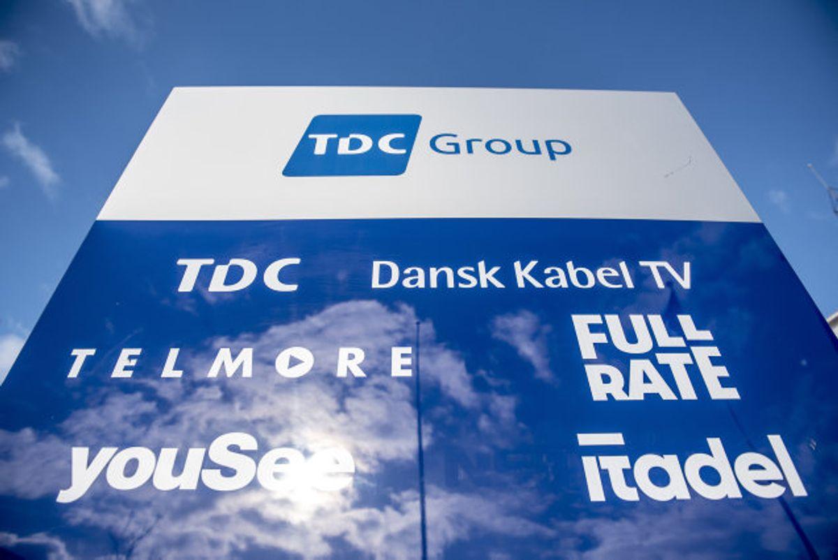 TDC hyrede sidste år svenske Ericsson til at bygge selskabets 5G-netværk. (Arkivfoto) Foto: Mads Claus Rasmussen/Scanpix