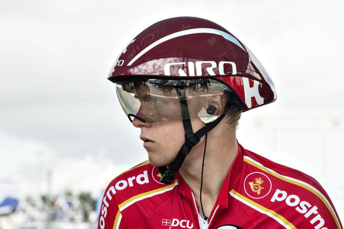 Mads Würtz Schmidt deltog sidste år i Tour de France. Det kommer ikke til at ske i 2020. (Arkivfoto). Foto: Henning Bagger/Scanpix