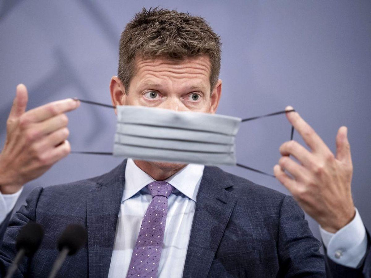 Være forsynet med elastikker.  (Foto: Mads Claus Rasmussen/Ritzau Scanpix)