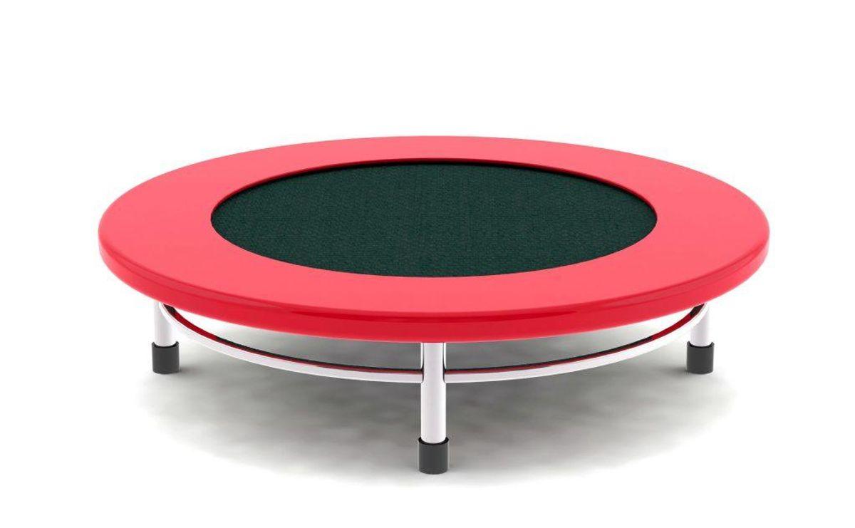 Råd nummer 5: Husk at give trampolinen et sikkerhedstjek jævnligt