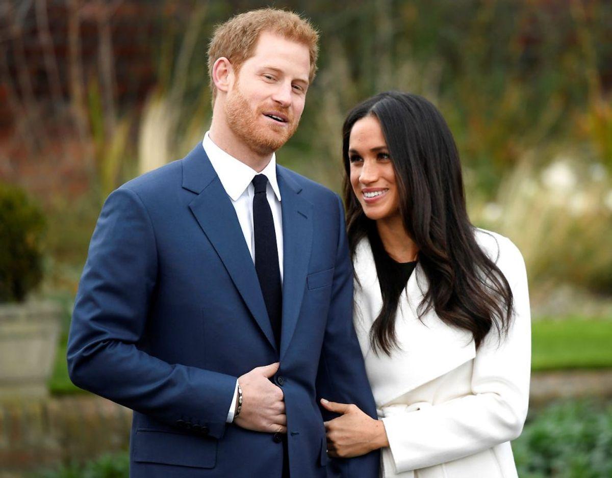 Meghan satte sin showbiz karriere på standby, da det i 2017 blev officielt, hun dannede par med prins Harry. Klik videre i galleriet for flere billeder. Foto: Scanpix/REUTERS/Toby Melville