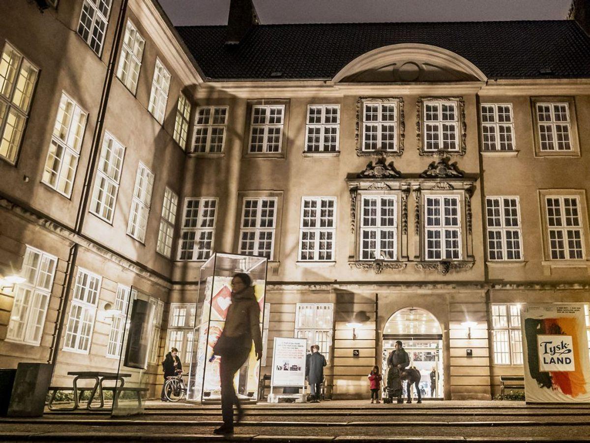 Nu dropper Nationalmuseet ordet 'eskimo'. Foto: Celina Dahl/Ritzau Scanpix.