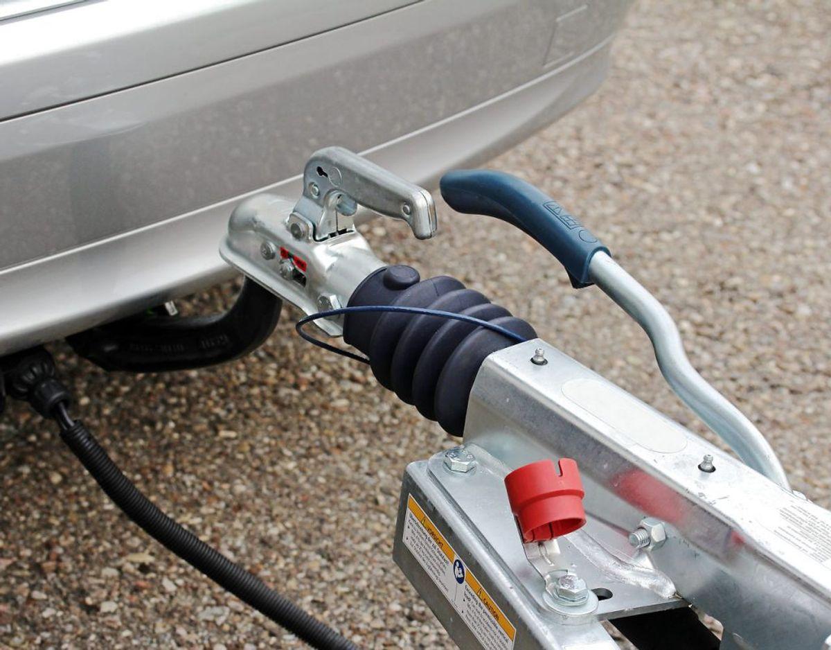 Kørsel med anhænger kan sagtens medføre op i mod 20 procent højere brændstofforbrug.