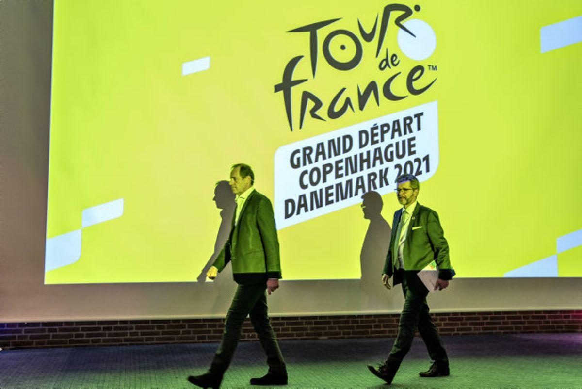 Meget tyder på, at Danmark ikke kommer til at huse Tour de France-starten allerede i 2021. Foto: Henning Bagger/Scanpix