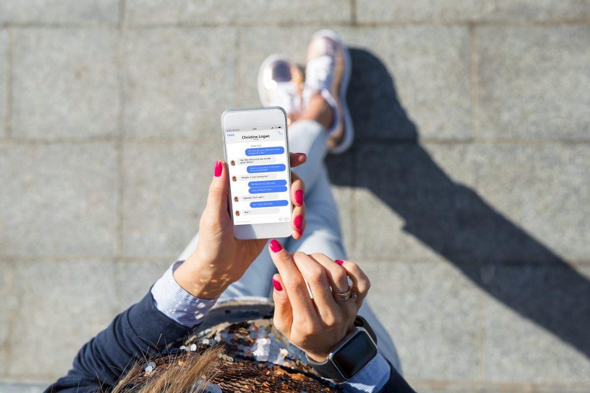 Fjern eller usynliggør dit telefonnummer på Facebook og andre offentlige steder. Foto: Scanpix.