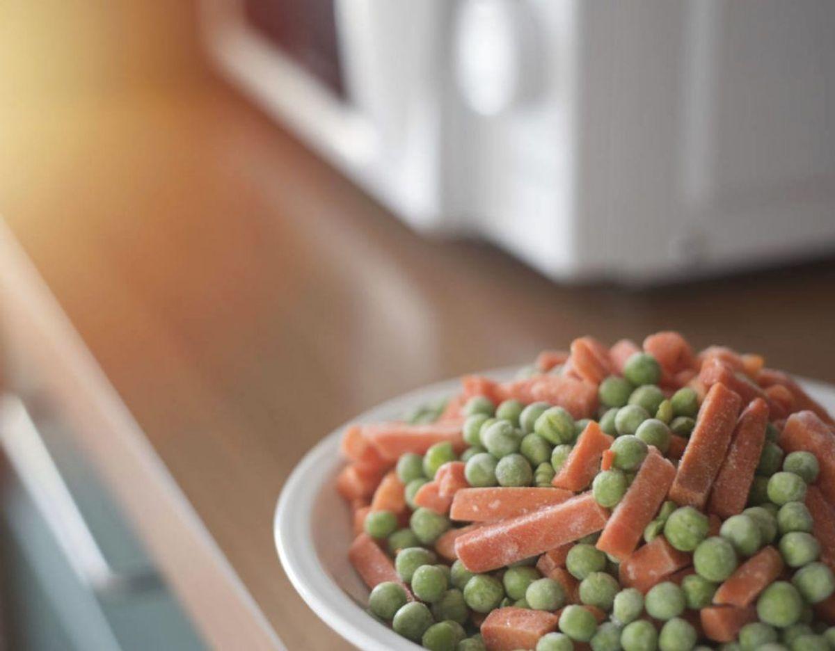 Hvor lang tid har dine frosne grøntsager egentlig været i eksil i fryseren? Tre måneder er igen en god tommelfinger-regel. Foto: Panthermedia/Scanpix