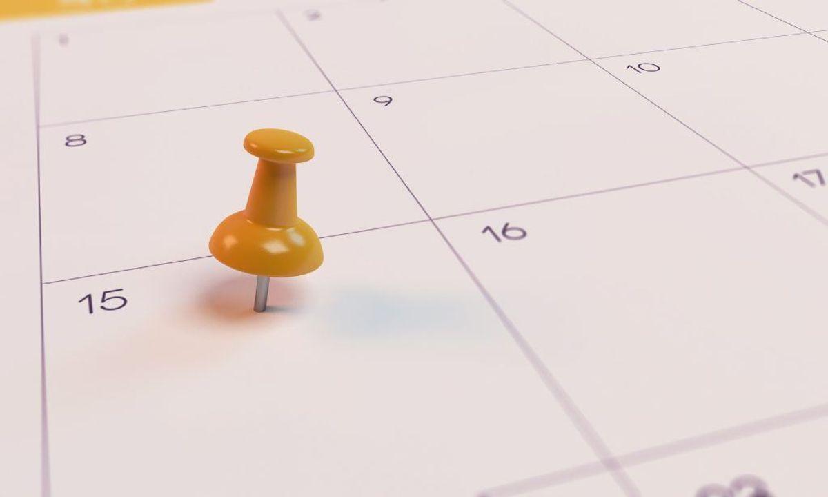 """START EN ONSDAG: Hvis det er muligt at planlægge din ferie """"skævt"""", så vent med at starte til midt på ugen. Det giver en blødere opstart og et velfortjent pusterum i weekenden. Foto: Scanpix"""