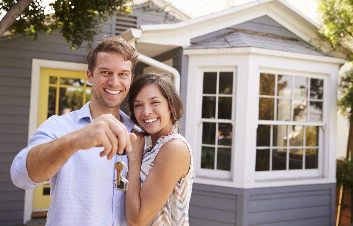 Når du køber hus eller lejlighed, så er der mange ting at være opmærksom på. KLIK VIDERE OG SE NI TING, DU SKAL HAVE STYR PÅ. Foto: Scanpix
