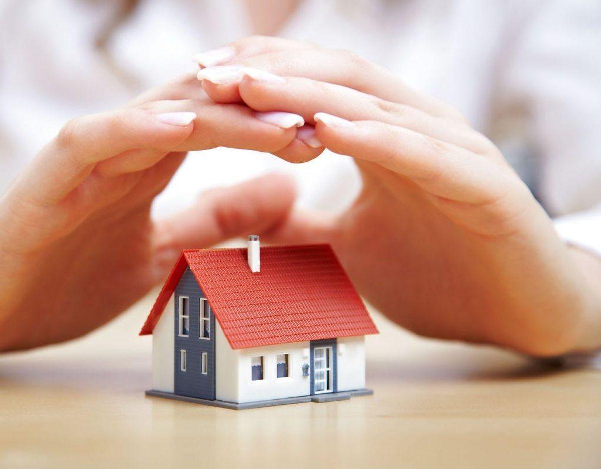 Køb en boligforsikring. Foto: Scanpix