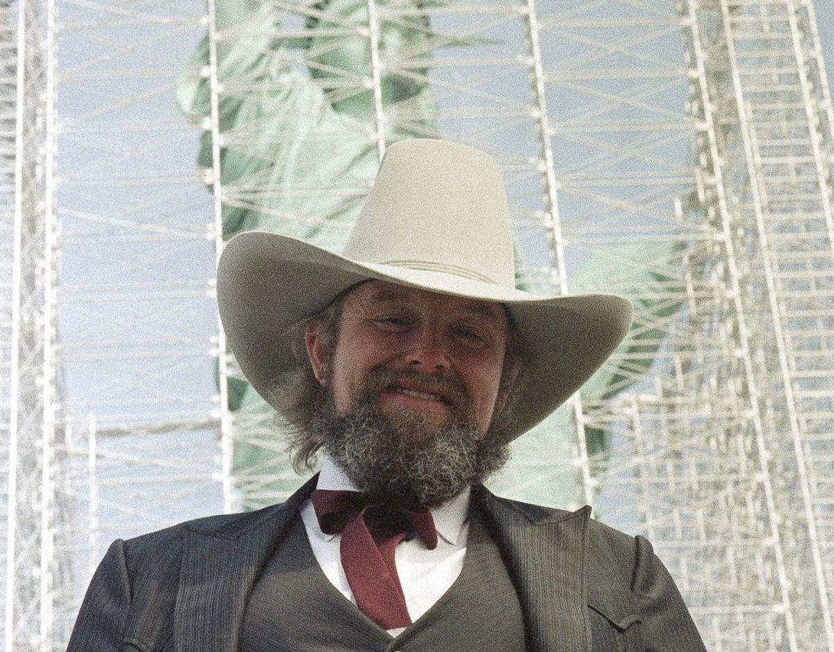 Musikeren Charlie Daniels er død, 83 år gammel. Foto: Scanpix.