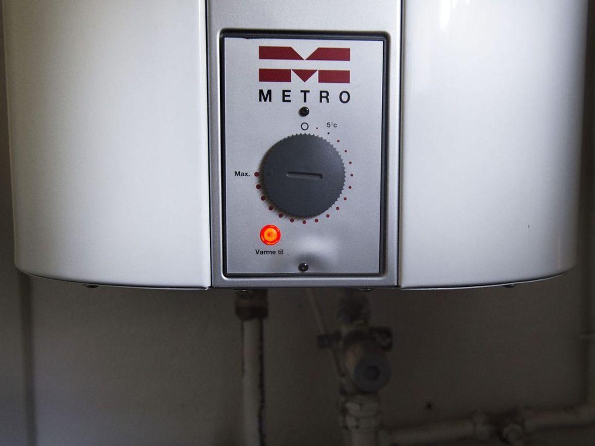 Skrotningsordningen bliver fremrykket til 2020 og får tilført flere midler. Puljen giver støtte til varmepumper på abonnement. Beløbet er endnu ikke fastlagt. Foto: Liselotte Sabroe/Ritzau Scanpix/ Arkiv