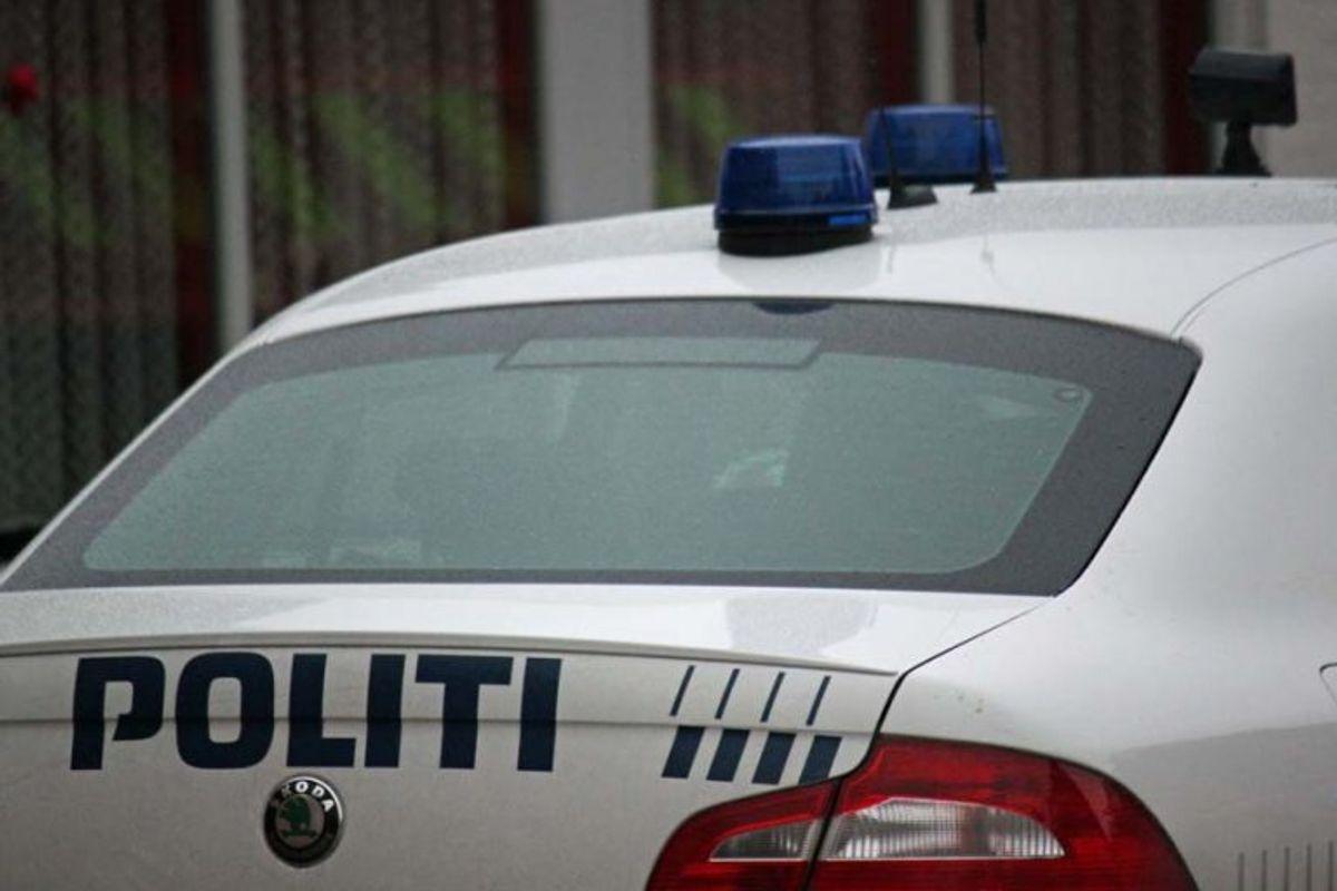 Den efterlyste mand er fundet død. Der er intet mistænkeligt ved dødsfaldet. Foto: Elo Christoffersen.