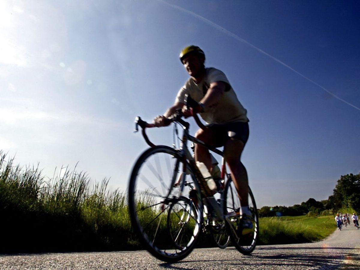 Diverse sundhedstrackere kan være med til at gøre din træning dårligere. KLIK VIDERE OG SE FLERE BILLEDER. Foto: Bjarke ørsted/Nf-Nf/Ritzau Scanpix
