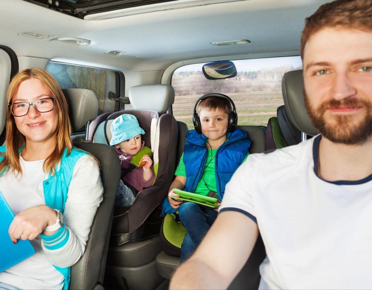 Der findes en række ting, det er vigtigt, du husker, når du skal kør-selv-ferie. KLIK VIDERE OG SE 10 TING. Arkivfoto.