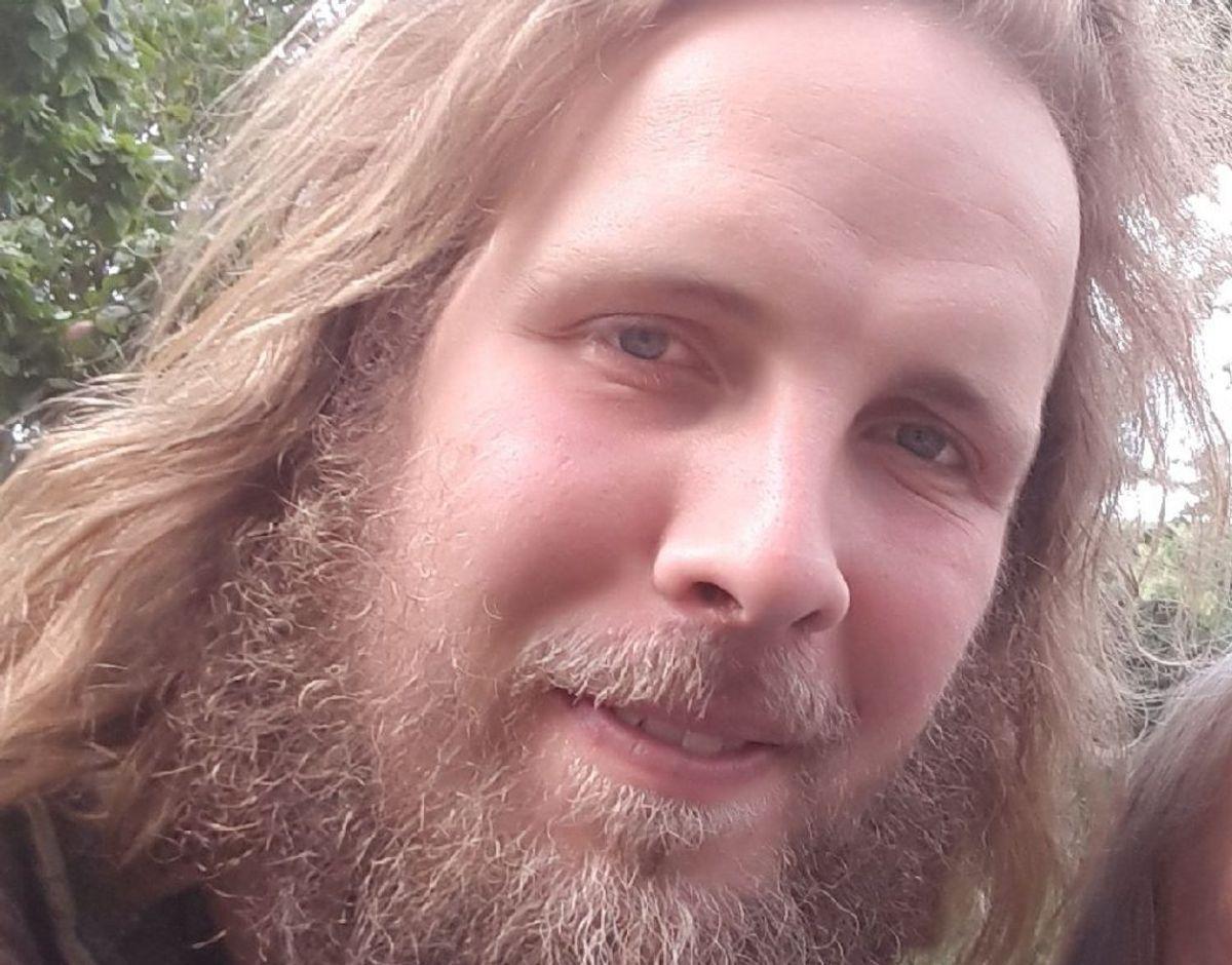Niels Mathias Gutt er forsvundet. Hjælp med at finde ham. Foto: Politi