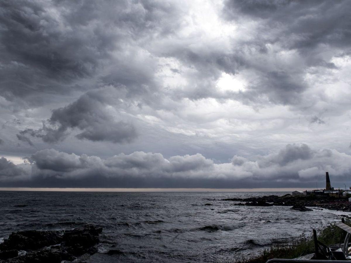Weekenden bliver mere grå, og der vil falde store mængder regn. Foto: Mads Claus Rasmussen/Ritzau Scanpix/ Arkiv