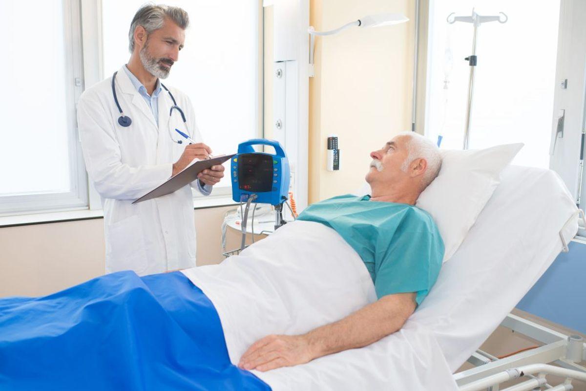 Visse personer med nedsat immunforsvar for eksempel personer med blodsygdomme. Kilder: Statens Serum Institut, Sundhedsstyrelsen/Ritzau. Arkivfoto.