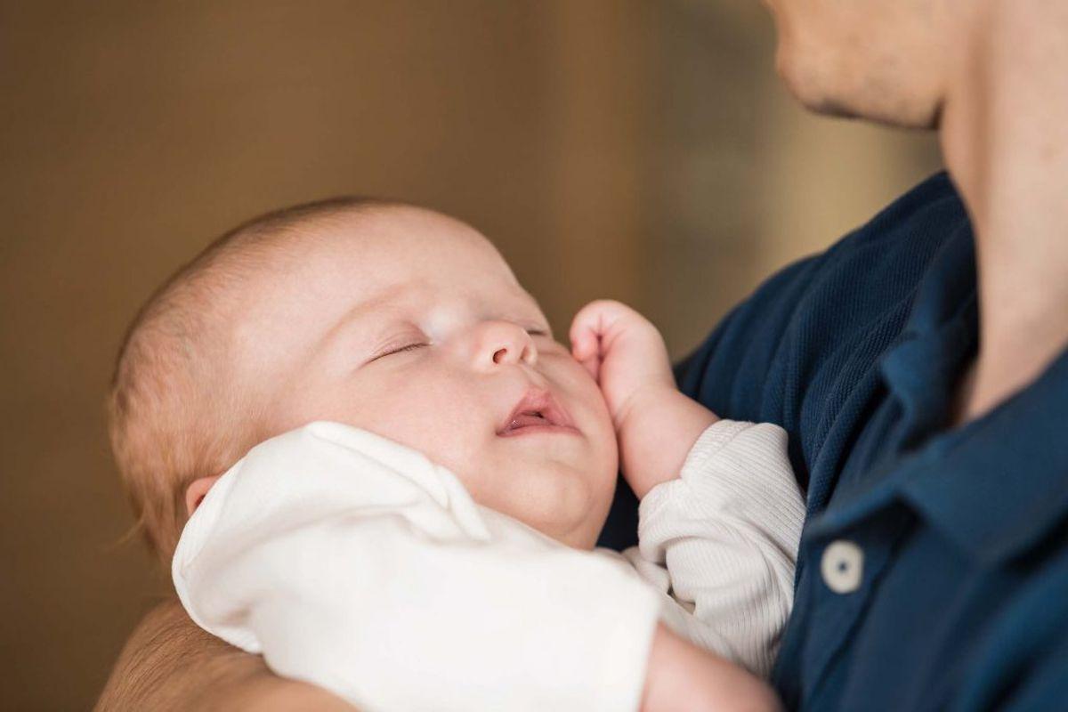Børn, der har følgetilstande efter at være født for tidligt. Kilder: Statens Serum Institut, Sundhedsstyrelsen/Ritzau. Arkivfoto.
