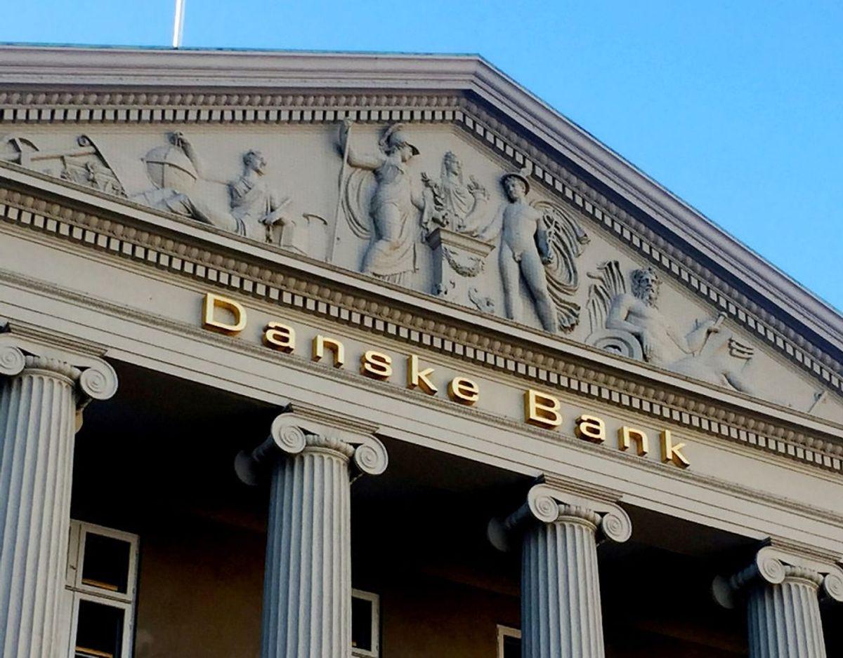 Den nye lov om kviklån har desuden fået Danske Bank til at trække sig fra Twitter for nu. Ifølge Danske Bank selv kan loven have betydning for bankens gøren og laden på det sociale medie, og indtil man er sikre på lovens betydning, vælger banken, såvel som flere af dens ansatte, at holde en pause fra Twitter. Foto: Scanpix/Jacob Gronholt-Pedersen.