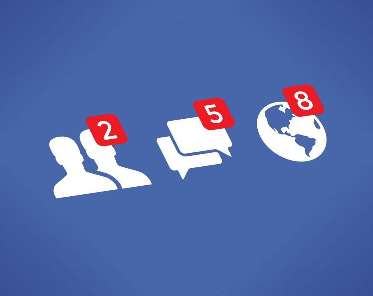 Virksomheder har haft mulighed for at oprette Facebook-sider længe, så hvis du finder en helt ny side for et veletableret mærke, er den nok falsk. Kilde: Forbrugerrådet Tænk. Foto: Scanpix.