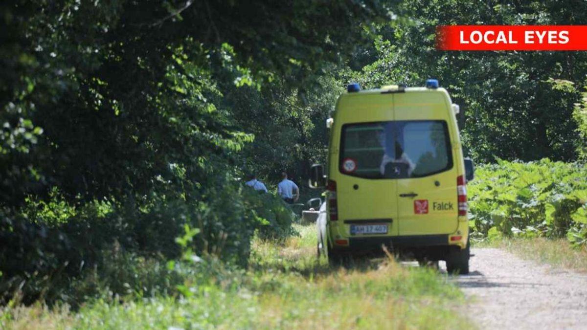Den 73-årige kvinde, der har været forsvundet siden den 18. juni, er fundet død. Foto: Local Eyes