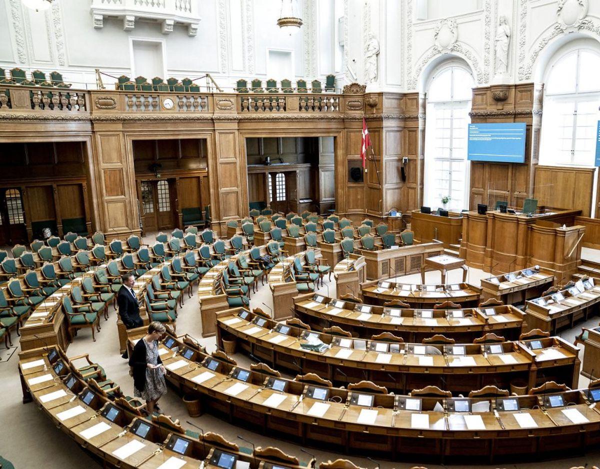Folketinget har vedtaget en lang række nye love og regler, der nu træder i kraft – KLIK OG LÆS OM DE MEST MARKANTE. (Foto: Mads Claus Rasmussen/Scanpix)