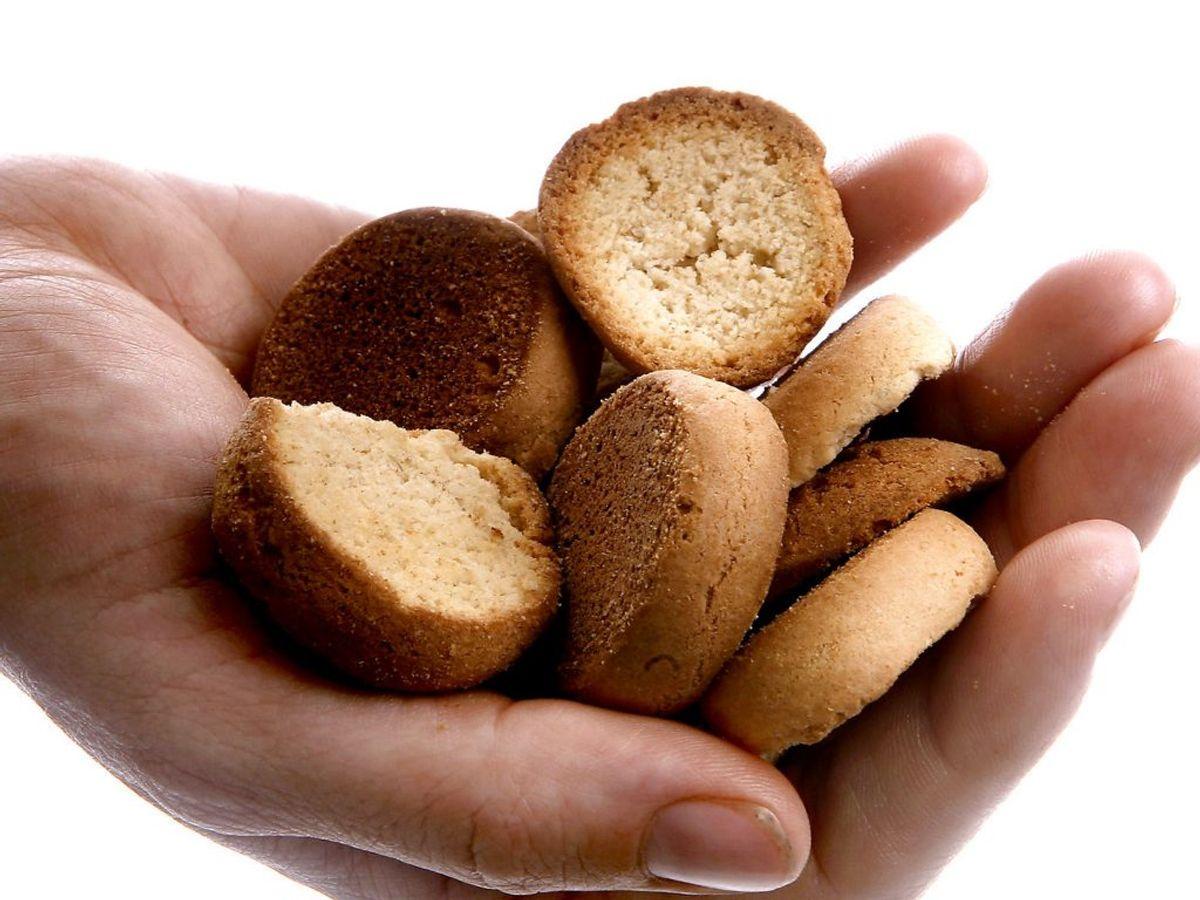 Kammerjunkere indeholder 467 kalorier per 100 gram. Foto: Bax Lindhardt/Scanpix.