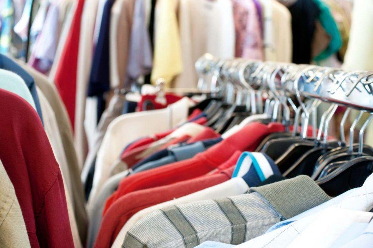 Sørg i øvrigt for at gå efter tøjmærker, der kærer om miljøet. Kilde: Good Housekeeping. Arkivfoto.
