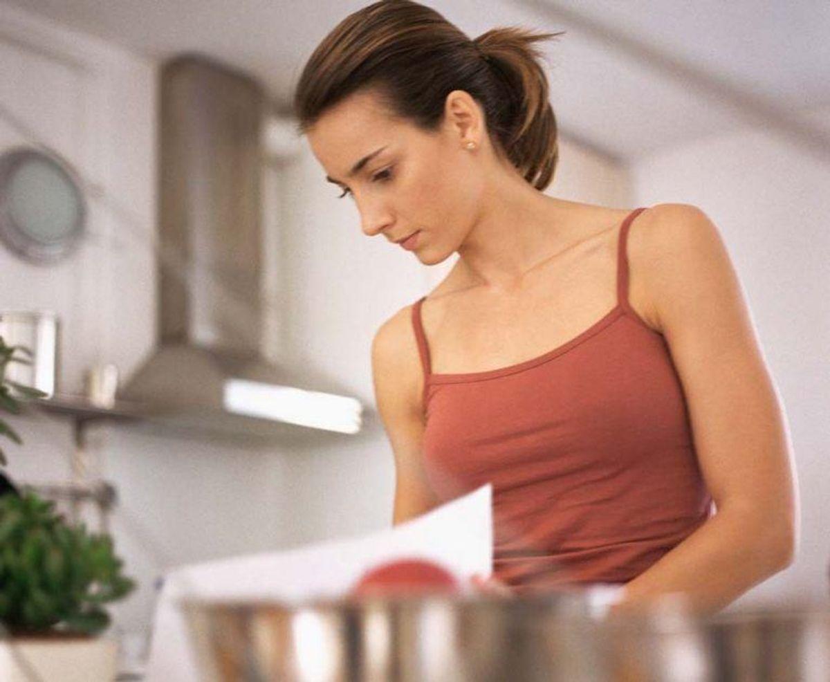 Lav din egen mad. Kilde: Good Housekeeping. Arkivfoto.
