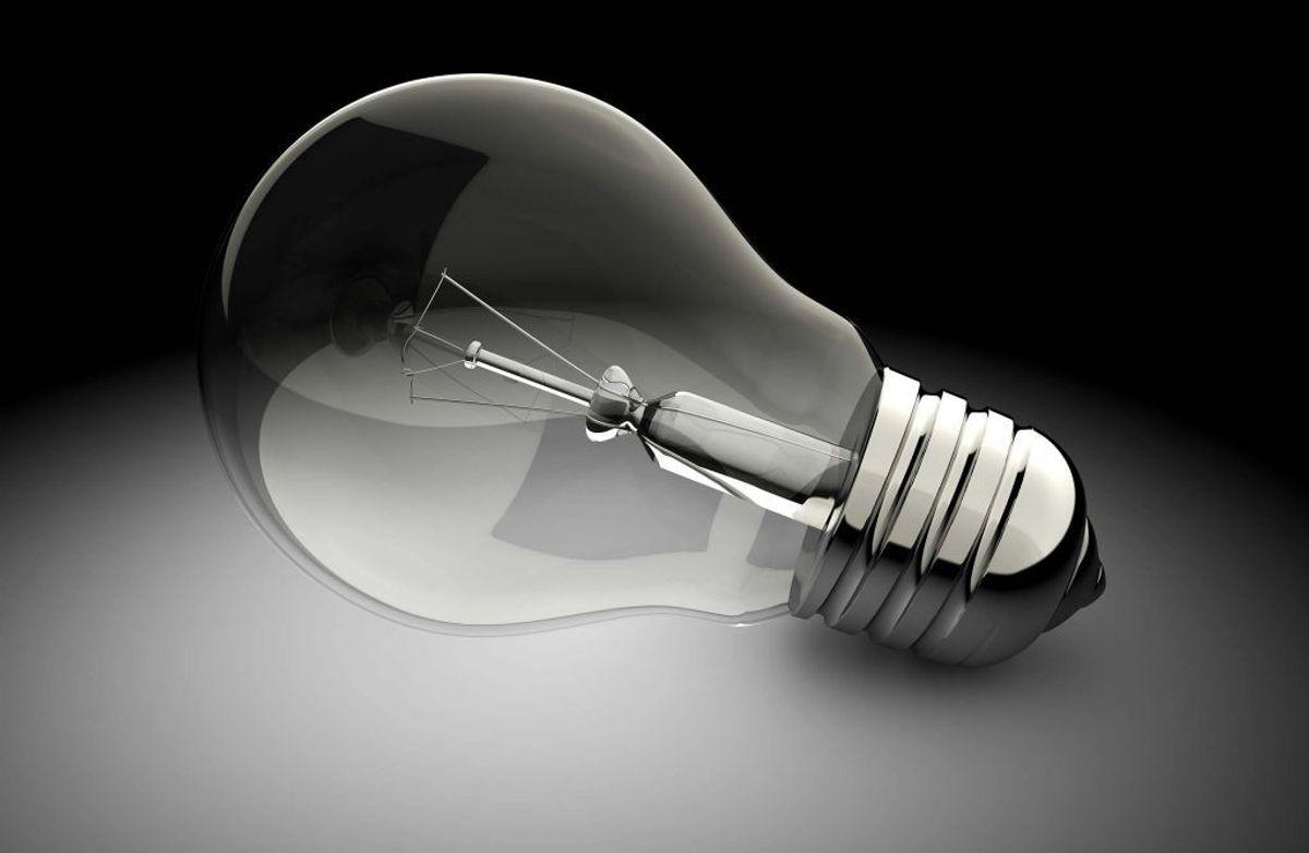 At skifte til energisparepærer kan både spare på energiregningen og på CO2. Kilde: Good Housekeeping. Arkivfoto.