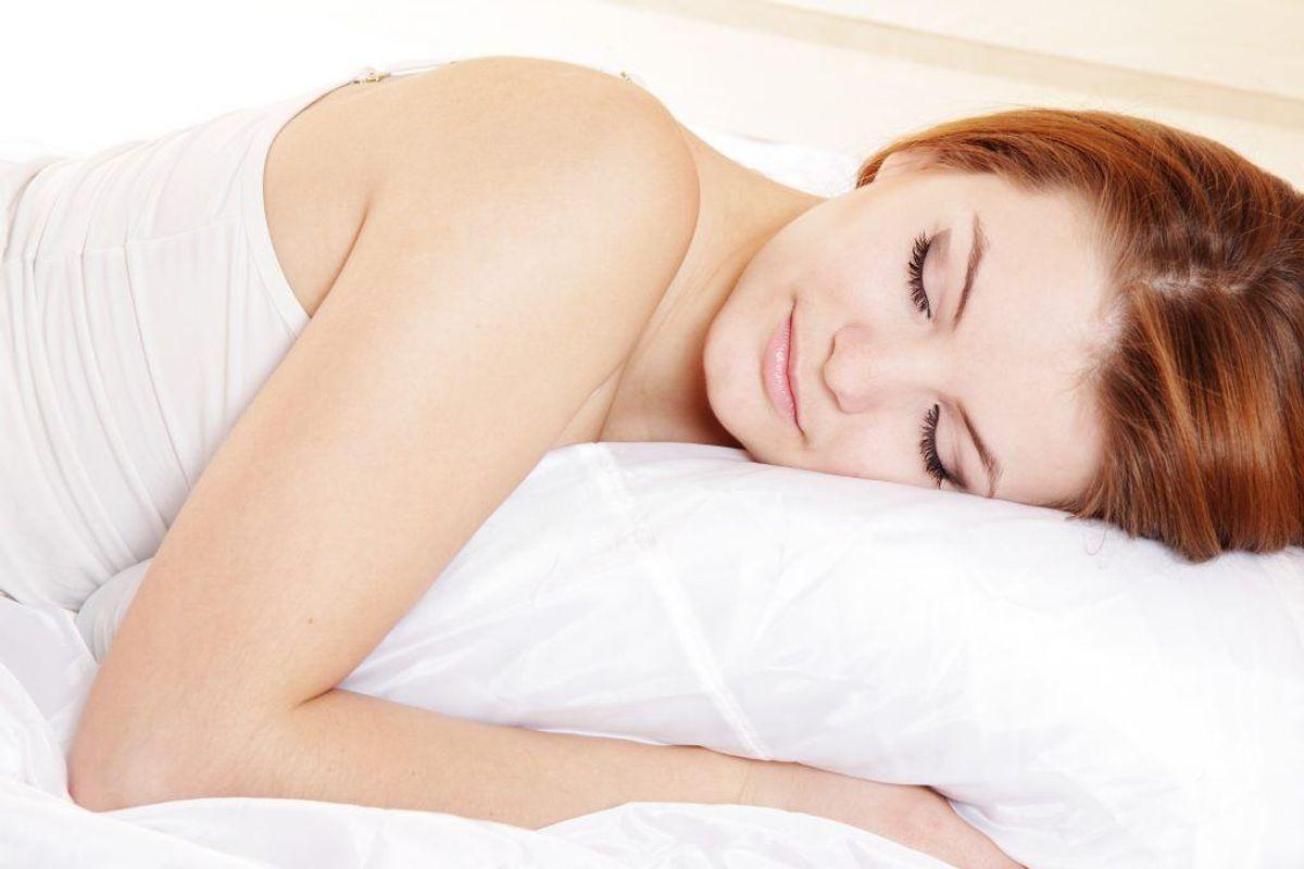 Det er bestemt ikke ligegyldigt, hvilken positur du ligger i, når du sover. KLIK VIDERE OG SE, HVILKE STILLINGER DU SKAL UNDGÅ, OG HVILKEN DER ER DEN BEDSTE. Arkivfoto.