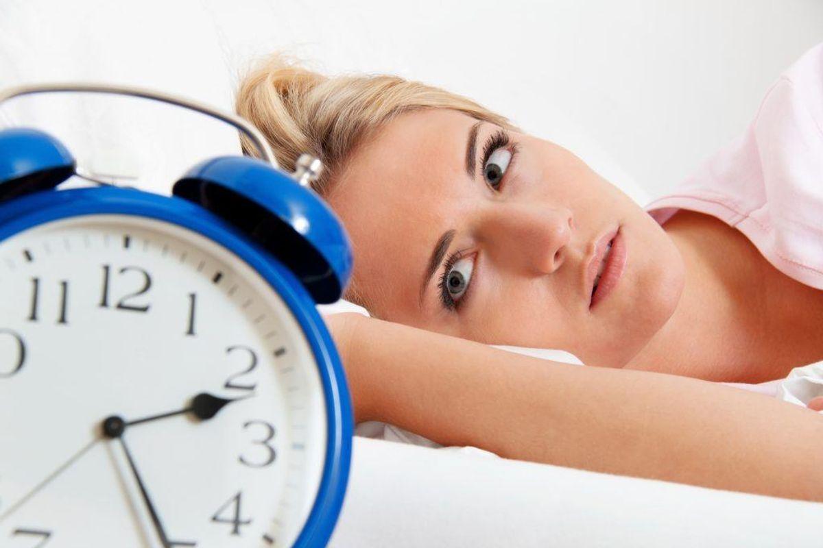 Dårlig søvn kan være et tegn på mangel på magnesium. KLIK VIDERE OG SE, HVILKE FØDEVARER DER ER GODE KILDER TIL DET VIGTIGE MINERAL. Arkivfoto.