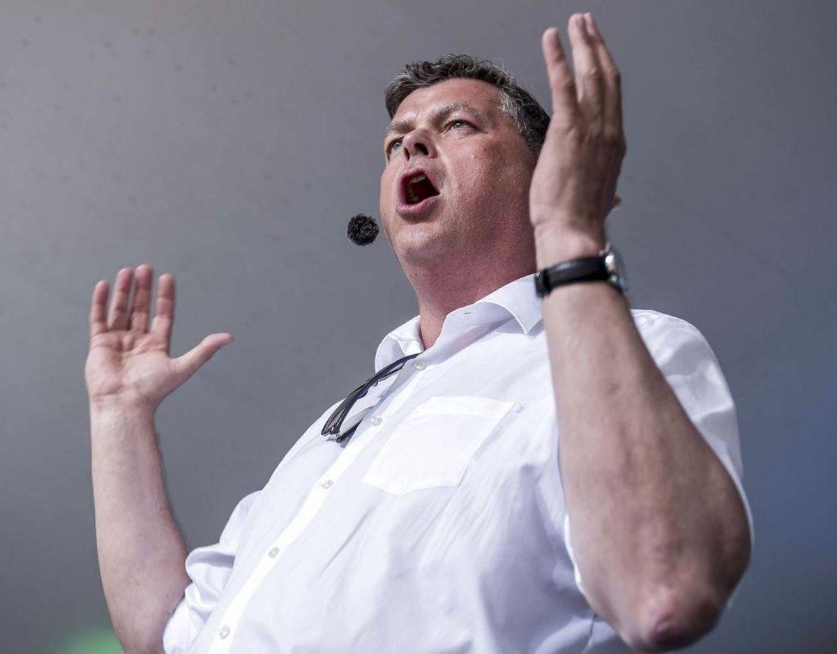 Mogens Jensen er Minister for fødevarer, fiskeri og ligestilling og minister for Nordisk Samarbejde. Foto: Scanpix.
