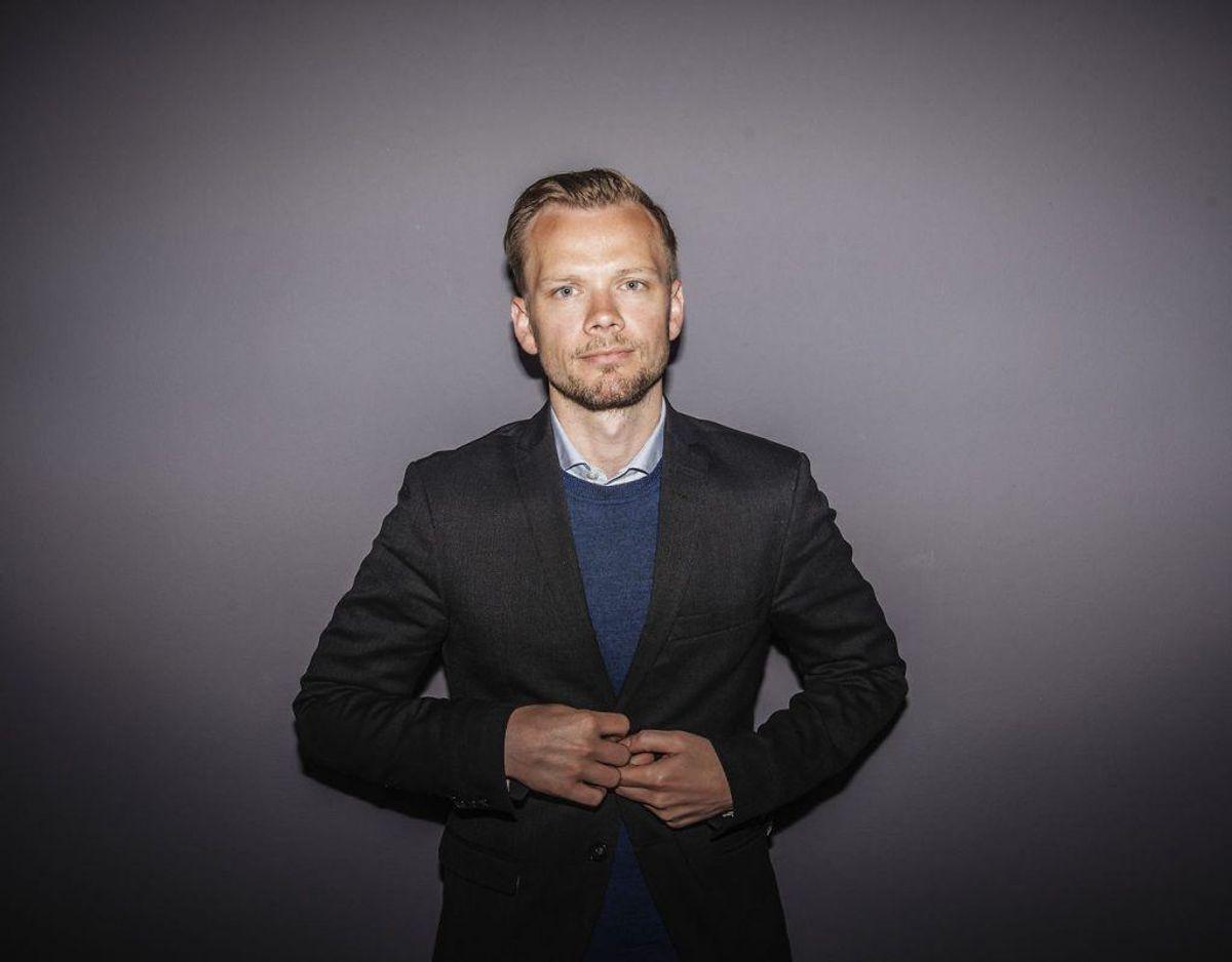Peter Hummelgaard er Beskæftigelsesminister. Foto: Scanpix