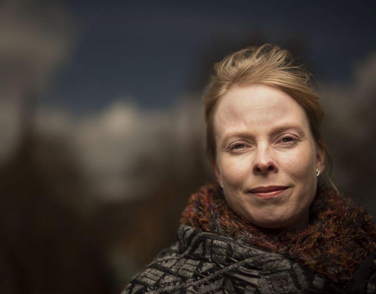 Joy Mogensen er Kulturminister og kirkeminister. Foto: Scanpix