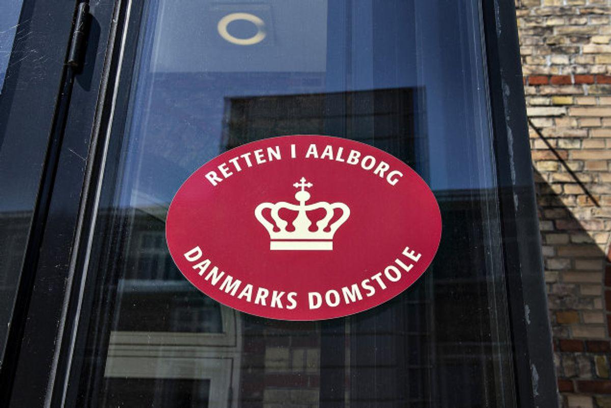 Retten i Aalborg har idømt en 25-årig mand fem måneders betinget fængsel for rolle i onlinekatalog. 329 ofre tilkendes samlet over 1,6 millioner kroner i erstatning. (Arkivfoto) Foto: Henning Bagger/Scanpix