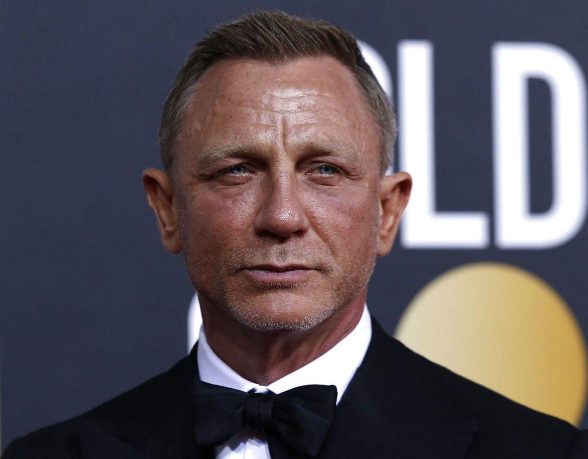 I den ny James Bond film afsløres det, at den charmerende agent har en fem år gammel datter. Klik videre for flere billeder. Foto: Scanpix/REUTERS/Mario Anzuoni